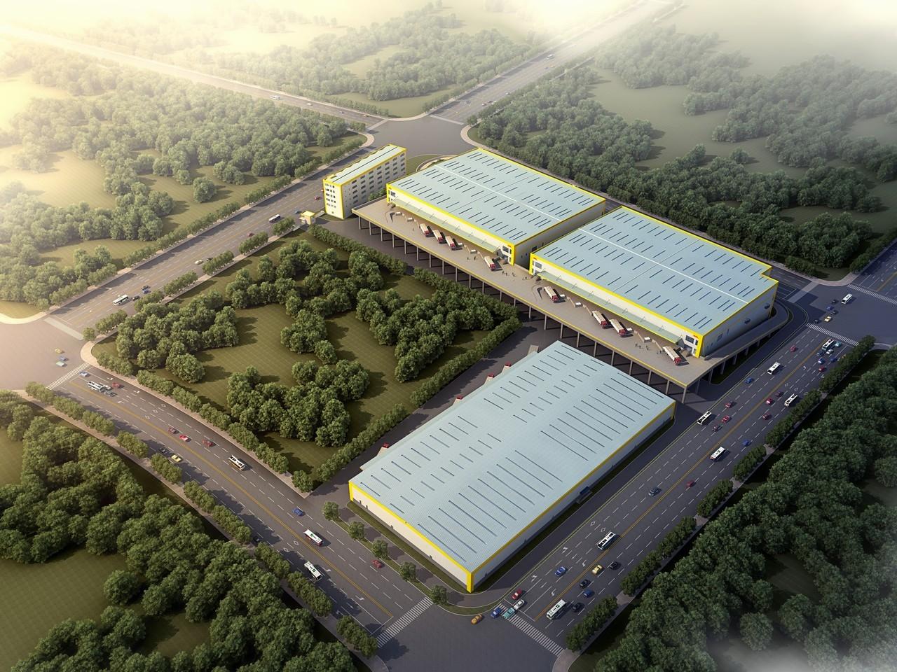 DHL華中智能裝備制造産業